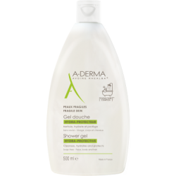 Aderma Hydraprotective Shower Gel 500ml