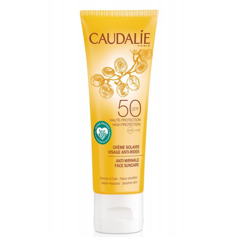 Caudalie Crema Solar Facial Antiarrugas SPF50 50 ml