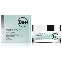 Be+ Energifique Antiarrugas Crema Reestructurante Piel Seca SPF20 50ml