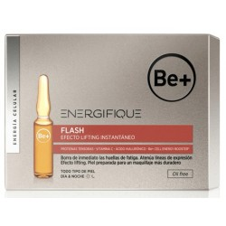 Be+ Energifique Flash Ampoules Effect Instant Lifting 5x2ml