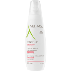 Aderma Sensifluid Micellar Milk 400 ml