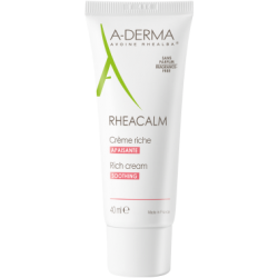 Aderma Rheacalm Rich Soothing Cream 40 ml