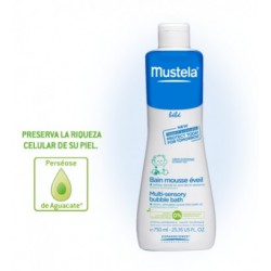 Mustela Babygel Bath Foam 750 ml