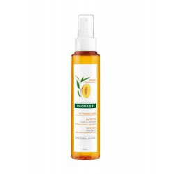 Klorane 125ml d'huile de mangue nutritive