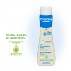 Mustela Soft Champu 200 ml