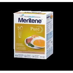 Meritene Boeuf pur avec pommes de terre et légumes 6 Enveloppes x 75 g