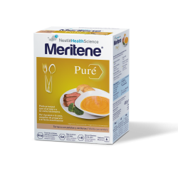 Meritene Beef Pure with Potatoes and Vegetables 6 Envelopes x 75 g