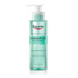 Eucerin Dermopure Oil Control 200ml Facial Cleansing Gel