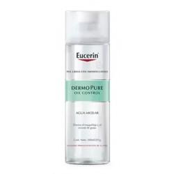 Eucerin huile de dermopure Control eau micellar 200ml