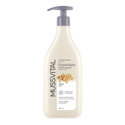 Mussvital Body Milk Oats 400 ml