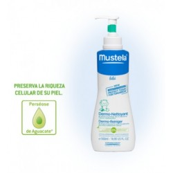 Mustela Soft Bath Gel 750 ml