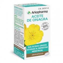 Arkocapsulas Oil Onagra 50 Capsules