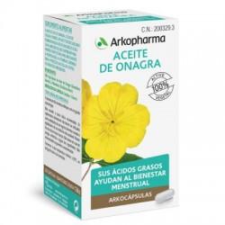 Arkocapsulas Onagra Oil 200 Capsules