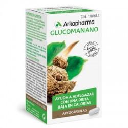 Arkocapsulas Glucomanane 150 Capsules