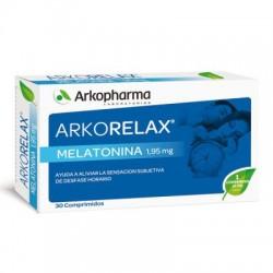 Arkorelax Mel 30 Kapseln