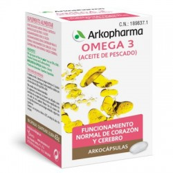 Arkocapsulas Omega 3 100 Tablets