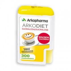 Arkodiet Sucralose Süßstoff 300 Tabletten
