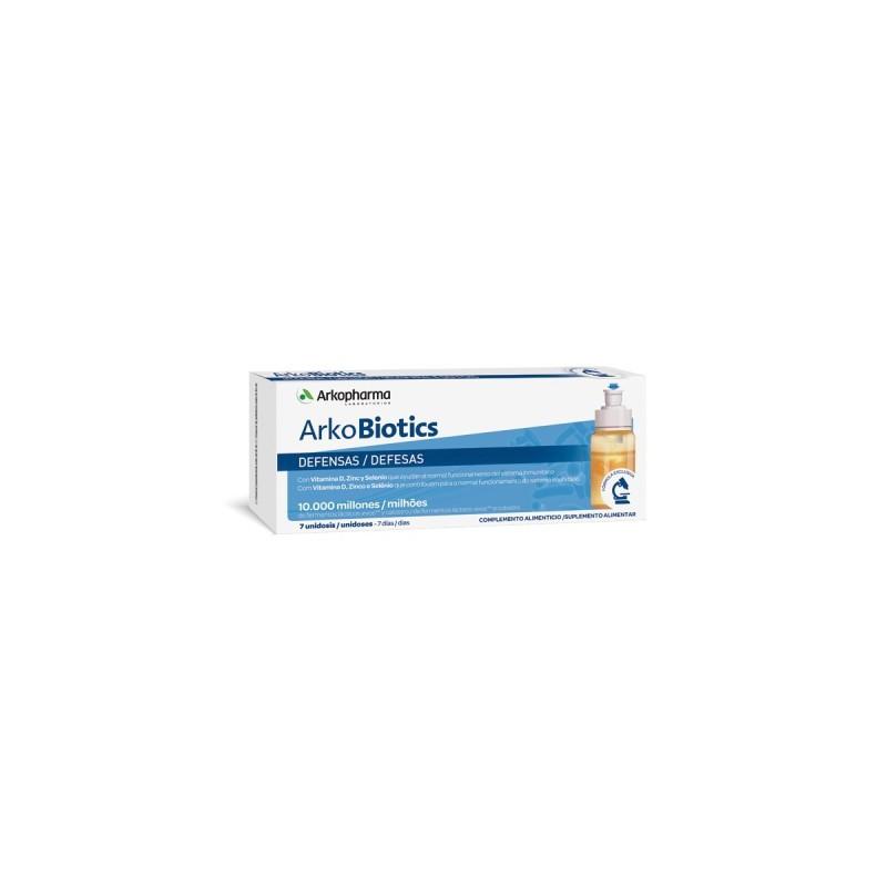 Arkobiotics adulto defensas 7 unidosis