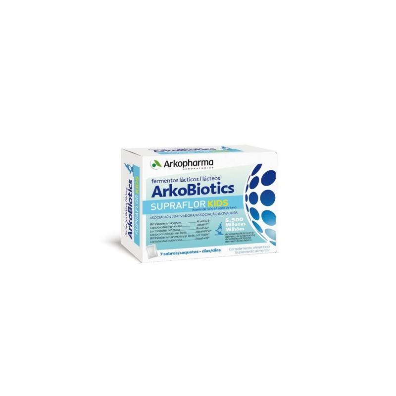 Arkobiotics niño supraflor 7 sobres