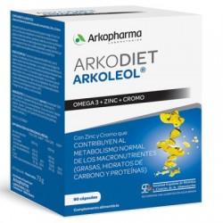 Arkodiet Arkoleol 90 Capsules
