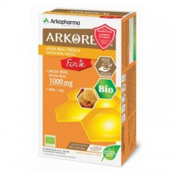Arkoreal Royal Jelly Forte Bio 1000 mg 20 Unidosis
