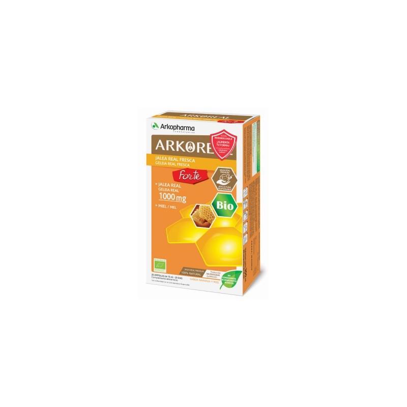 Arkoreal Royal Jelly Forte Bio 1000 mg 20 Unidose
