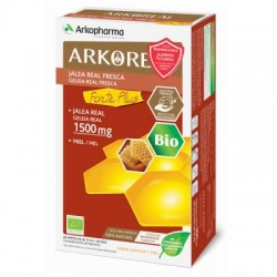 Arkoreal Jelly Real Forte Plus Bio 1500 mg 20 Unidosis