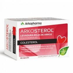 Arkosterol Rosso Riso Lievito 60 Capsule