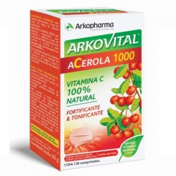 Arkovital Acerola 1000 mg 30 Chewable Tablets