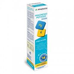 Arkovital Magnesium + Potassium 18 Effervescent Tablets
