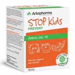 Stop Kids Aceite de Arbol de te (Tea Tree) 15 ml