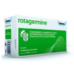 Rotagermine 10 Frascos