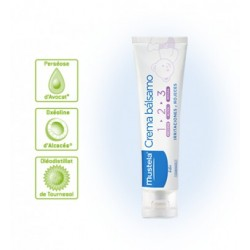 Mustela Balsamo Cream 123 - 100 ml