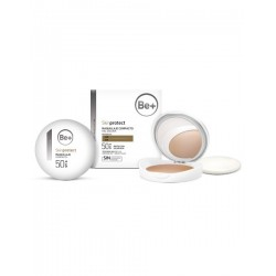 Be+ Skin Protect Makeup Compact Dark Skin SPF50 10g
