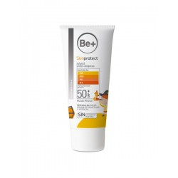 Be+ Skin Protect Kinder Mineralflüssigkeit SPF50 100ml