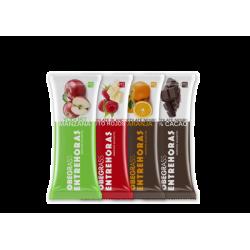Obegrass Entrehoras Barritas Saciantes Chocolate Negro 20 Uds