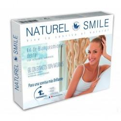 Kit de blanchiment dentaire de sourire naturel avec activateur lumineux