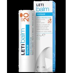 Letibalm Riparazione Bastone Naso & Protezione Labbra SPF20 4g