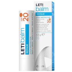 Letibalm Repair Stick Nose & Lip Protector SPF20 4g