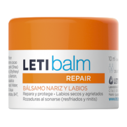 Letibalm Pediatrico Balsam Nose and Lips 10ml
