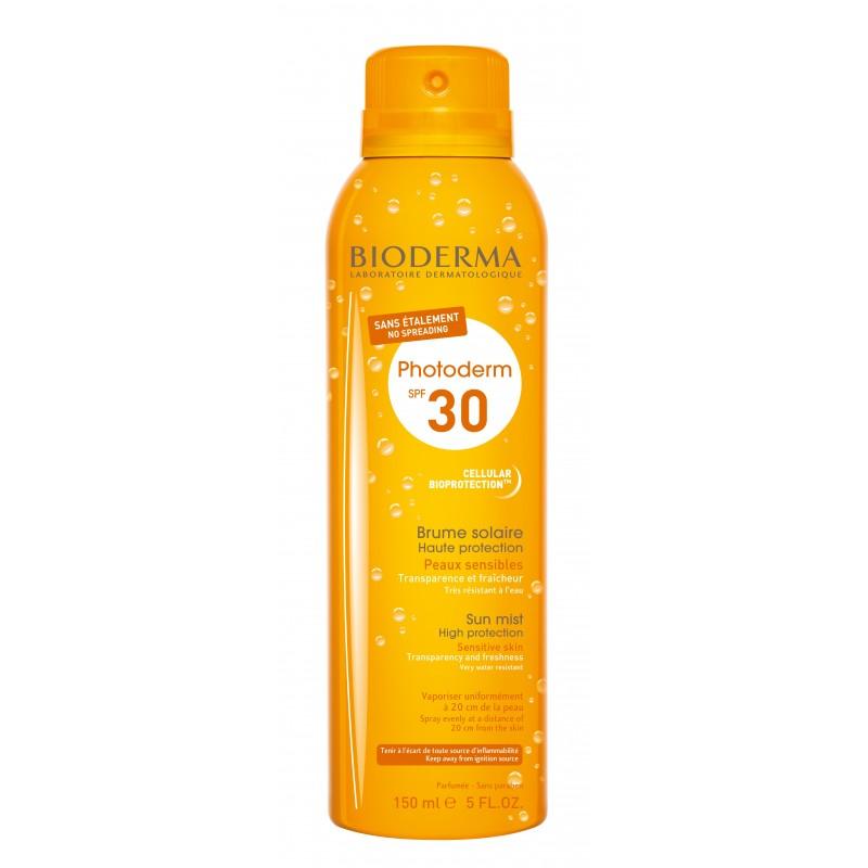 Bioderma Photoderm Bruma Solar Invisible SPF30 UVA13 Spray 200 ml