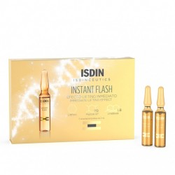 Isdinceutics Instant Flash 5 Ampollas + Regalo K-Ox Eyes 15ml