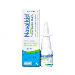 Nasalkid Hialurónico Spray Nasal 20 ml