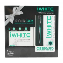 iWhite Smile Box Whitening Kit Dunkle Flecken