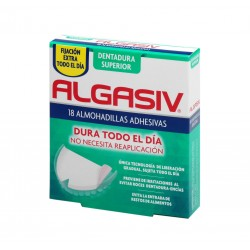 Algaeiv Upper Teeth Pads  18 Stück
