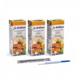 BiOralSuero Frutas Pack 3x200 ml