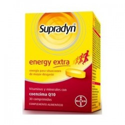 Supradyn Energy Extra 30 Tablets