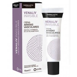 Farmalastic Novum Venaliv Invisible Vascular Spider Cream 75 ml