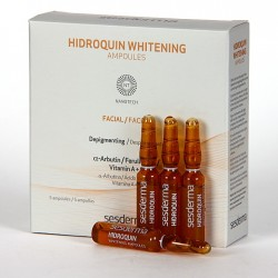 Sesderma Hidroquin Whitening Ampollas Despigmentantes 5x2 ml