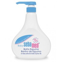 Baby Sebamed baño espuma 1000ml